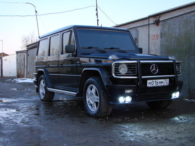 Used 1999 mercedes benz g class photos 5000cc gasoline for Mercedes benz g class used 2003