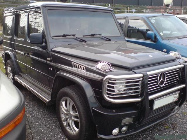 2000 mercedes benz g class for sale for Used g class mercedes benz for sale