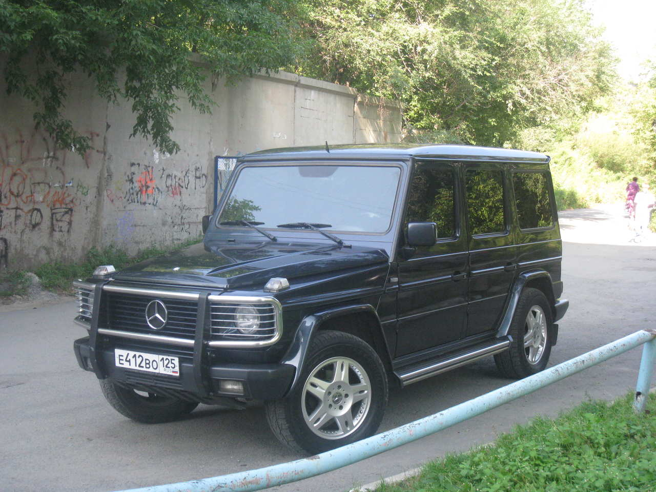 Used 2000 mercedes benz g class photos 3000cc diesel for Mercedes benz g class used 2003