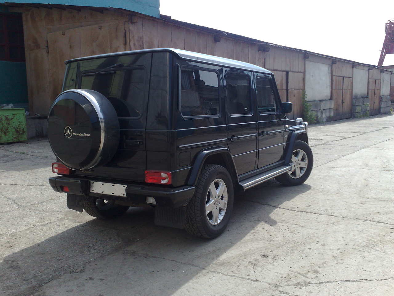 2000 mercedes benz g class photos 5 0 gasoline automatic for sale. Black Bedroom Furniture Sets. Home Design Ideas