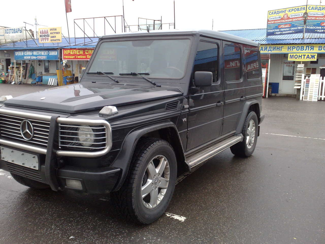 Used 2000 mercedes benz g class photos 5000cc gasoline for Mercedes benz g class used 2003