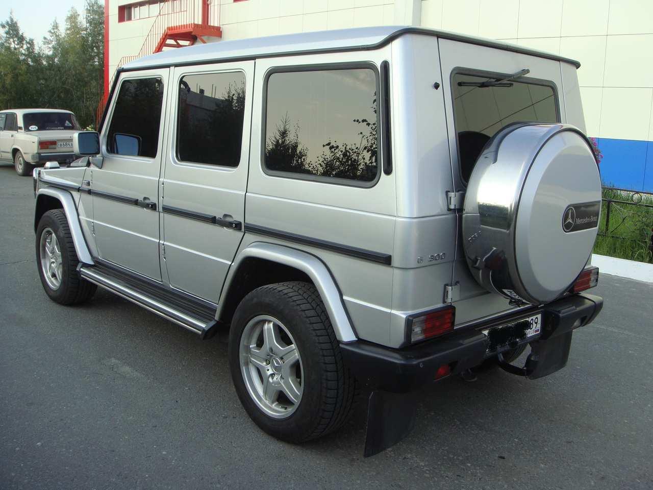2000 Mercedes Benz G Class For Sale 3000cc Diesel
