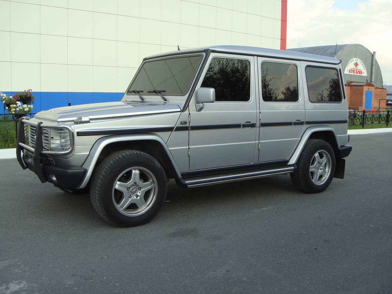 Used Mercedes Benz G Wagon For Sale
