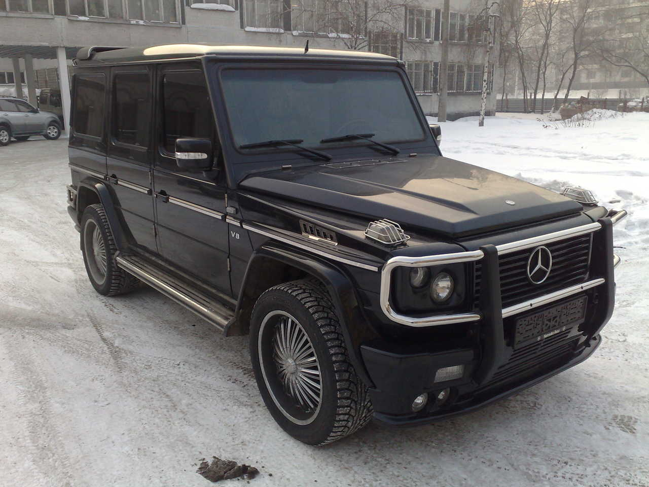 2001 mercedes benz g class wallpapers diesel On mercedes benz g class diesel