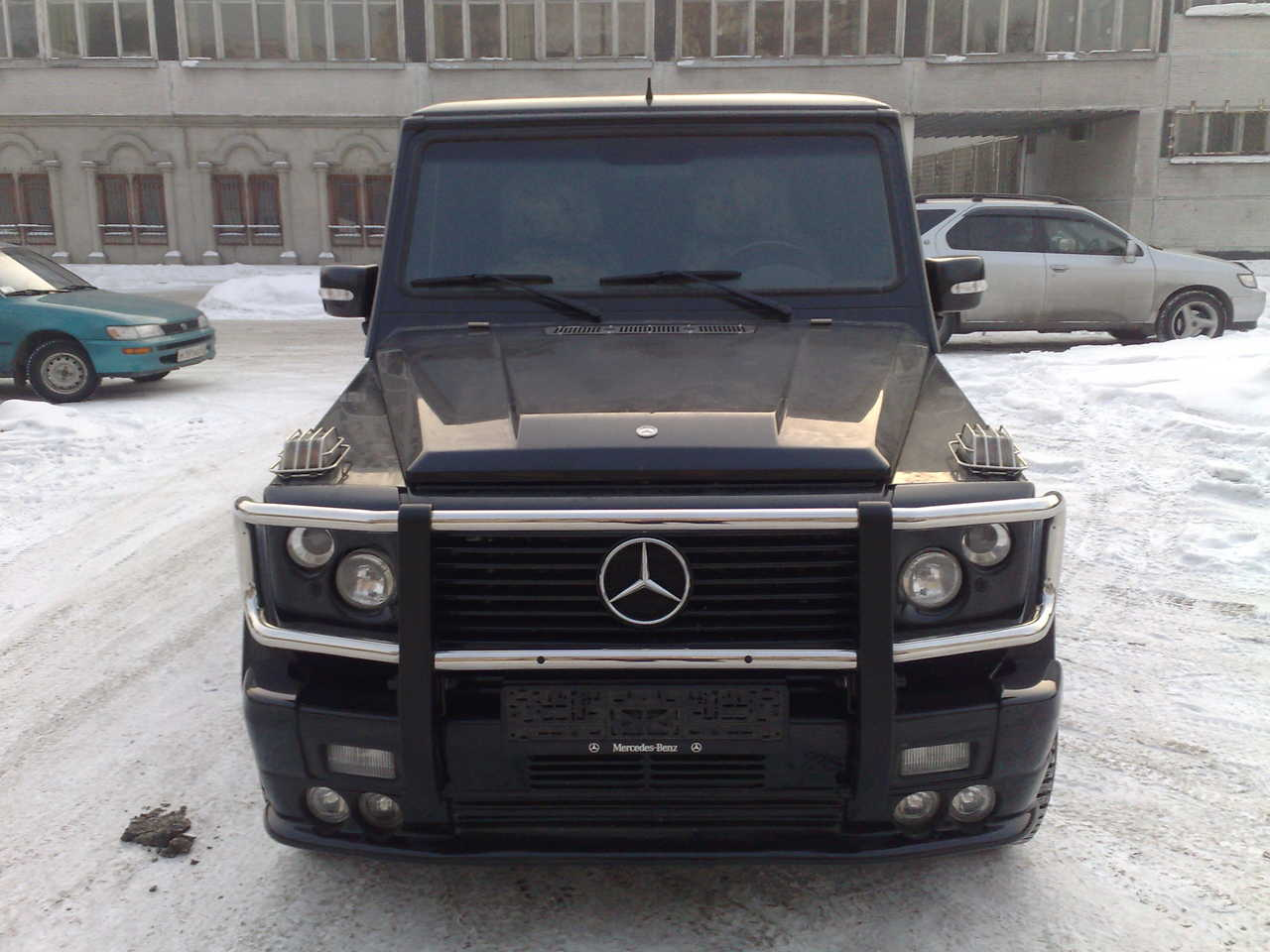 used 2001 mercedes benz g class photos 4000cc diesel automatic for sale. Black Bedroom Furniture Sets. Home Design Ideas