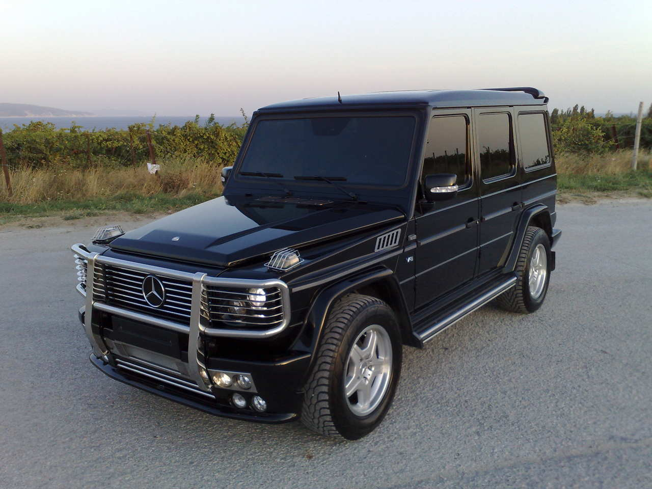 2001 mercedes benz g class pictures gasoline automatic for sale. Black Bedroom Furniture Sets. Home Design Ideas