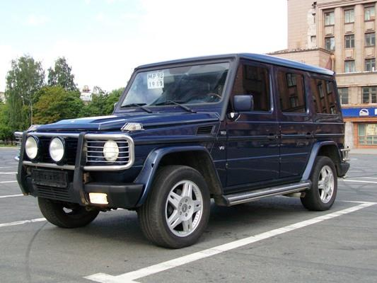Used 2001 mercedes benz g class photos 5000cc gasoline for Used g class mercedes benz
