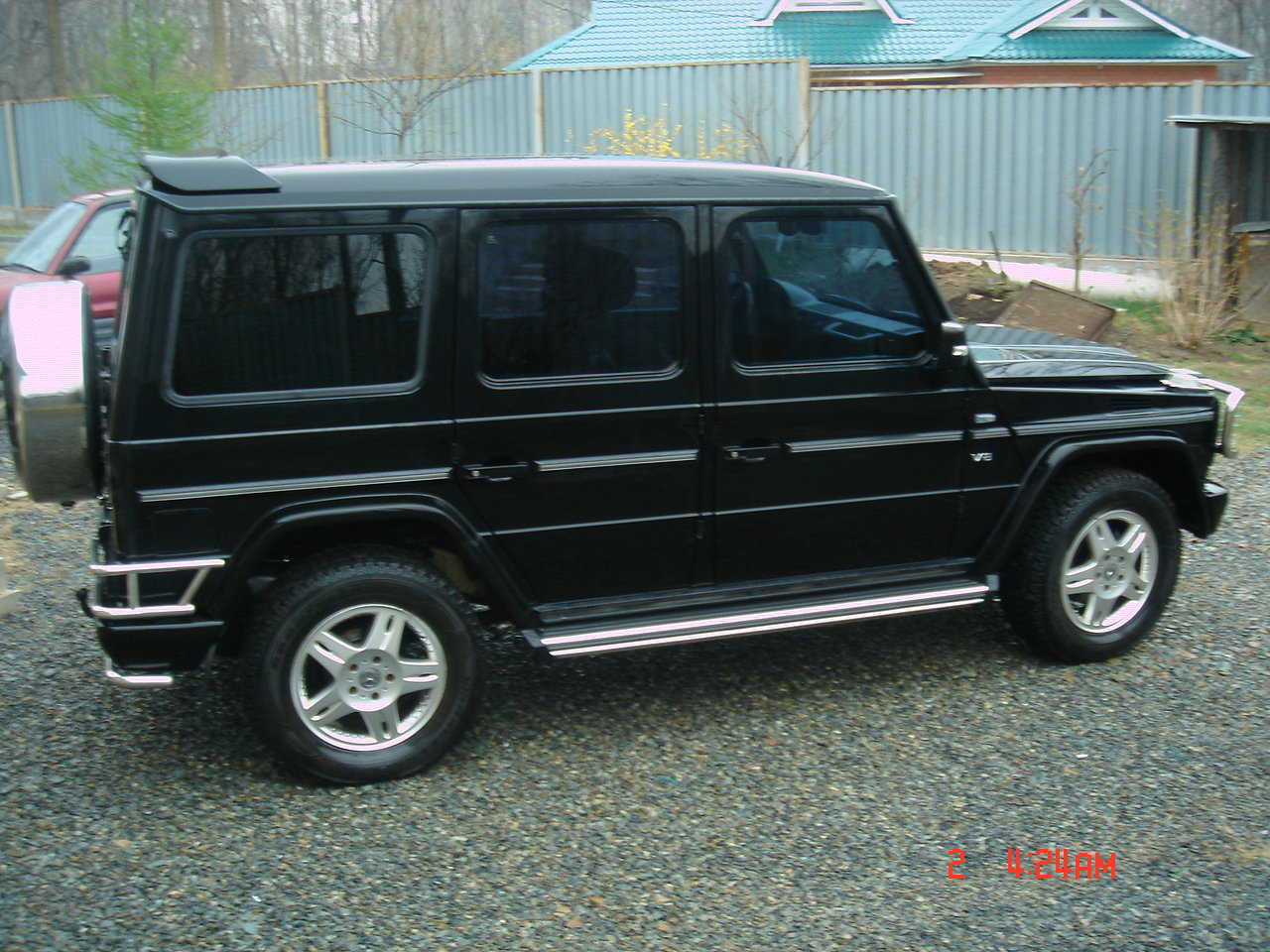 2002 mercedes benz g class photos 5 0 gasoline automatic for sale. Black Bedroom Furniture Sets. Home Design Ideas