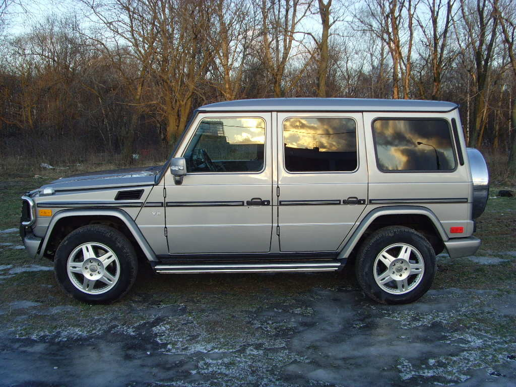 used 2003 mercedes benz g class photos 5000cc gasoline automatic for sale. Black Bedroom Furniture Sets. Home Design Ideas