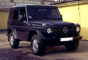 Used 1989 mercedes benz g300 images 3000cc diesel for Mercedes benz g300 for sale