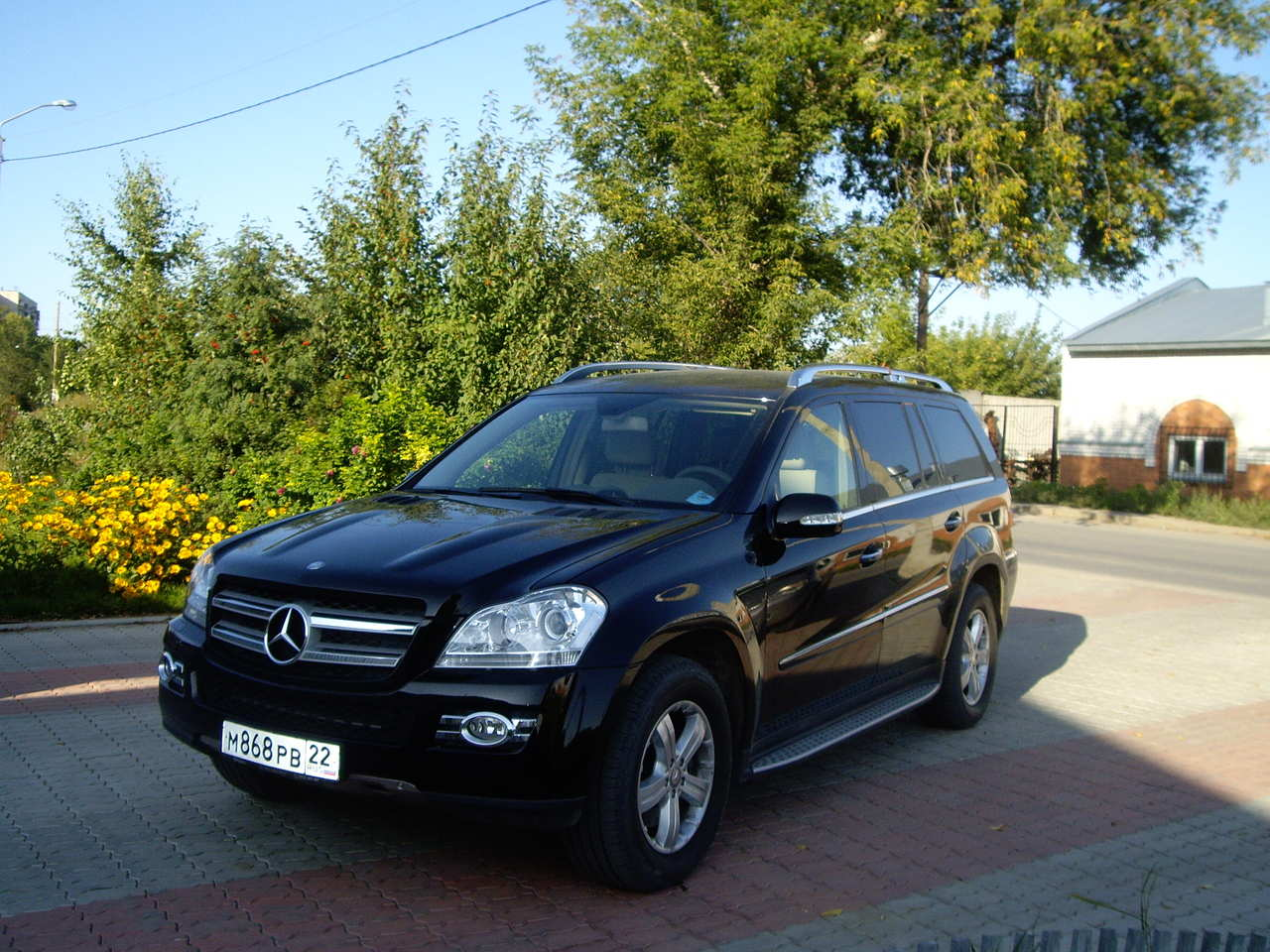 2008 mercedes benz gl class pictures 3000cc diesel for Mercedes benz gl 2008