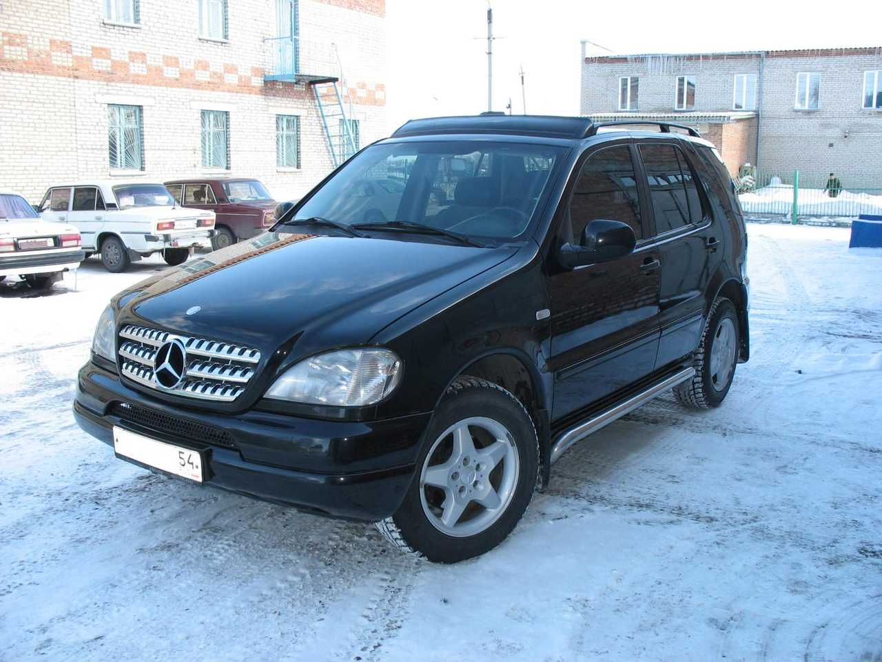 2000 mercedes benz m class pictures 3200cc gasoline for 2000 mercedes benz m class