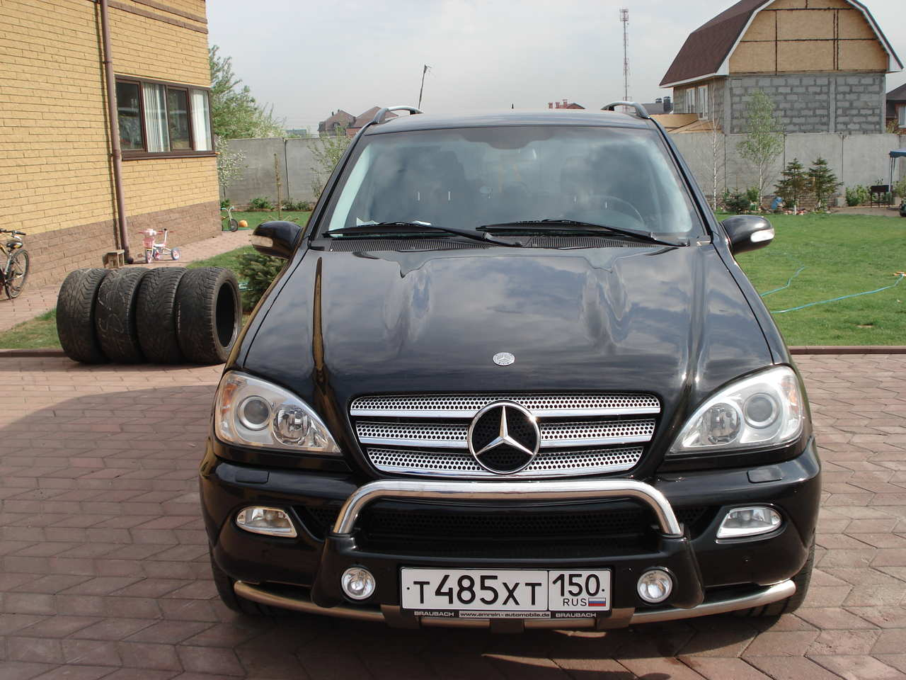 2004 mercedes benz m class wallpapers diesel for Mercedes benz suv 2004