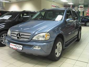 2004 mercedes benz m class for sale 5 0 fr or rr for 2004 mercedes benz m class
