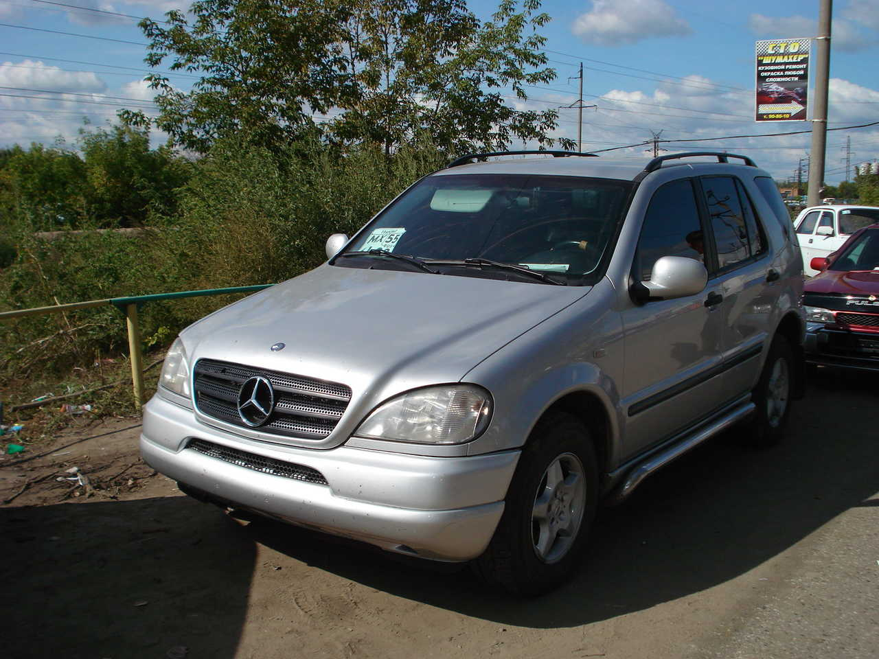 Mercedes suv car tuning ml class pictures for Mercedes benz ml used