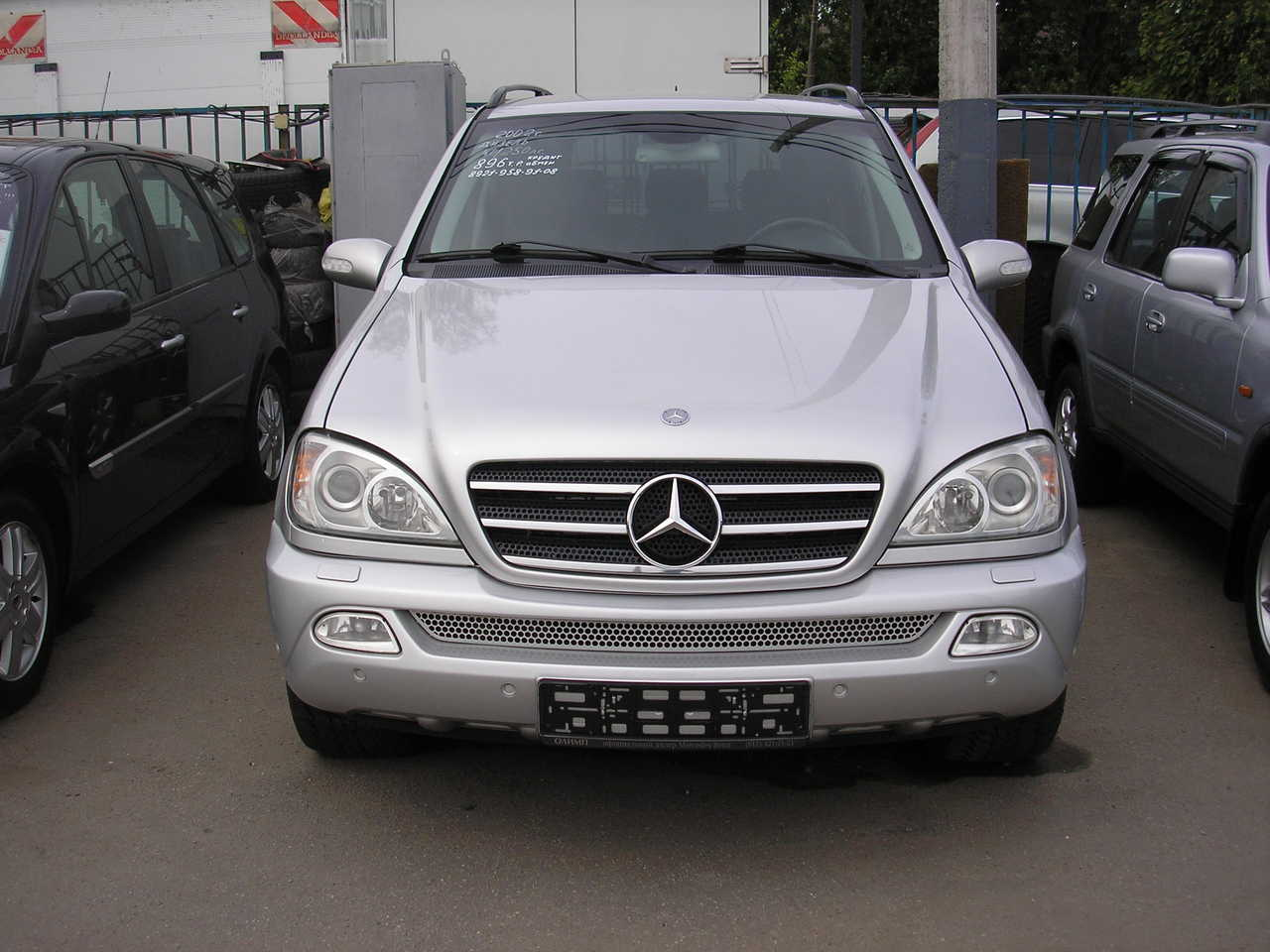 2002 mercedes benz ml class for sale 4 0 diesel. Black Bedroom Furniture Sets. Home Design Ideas