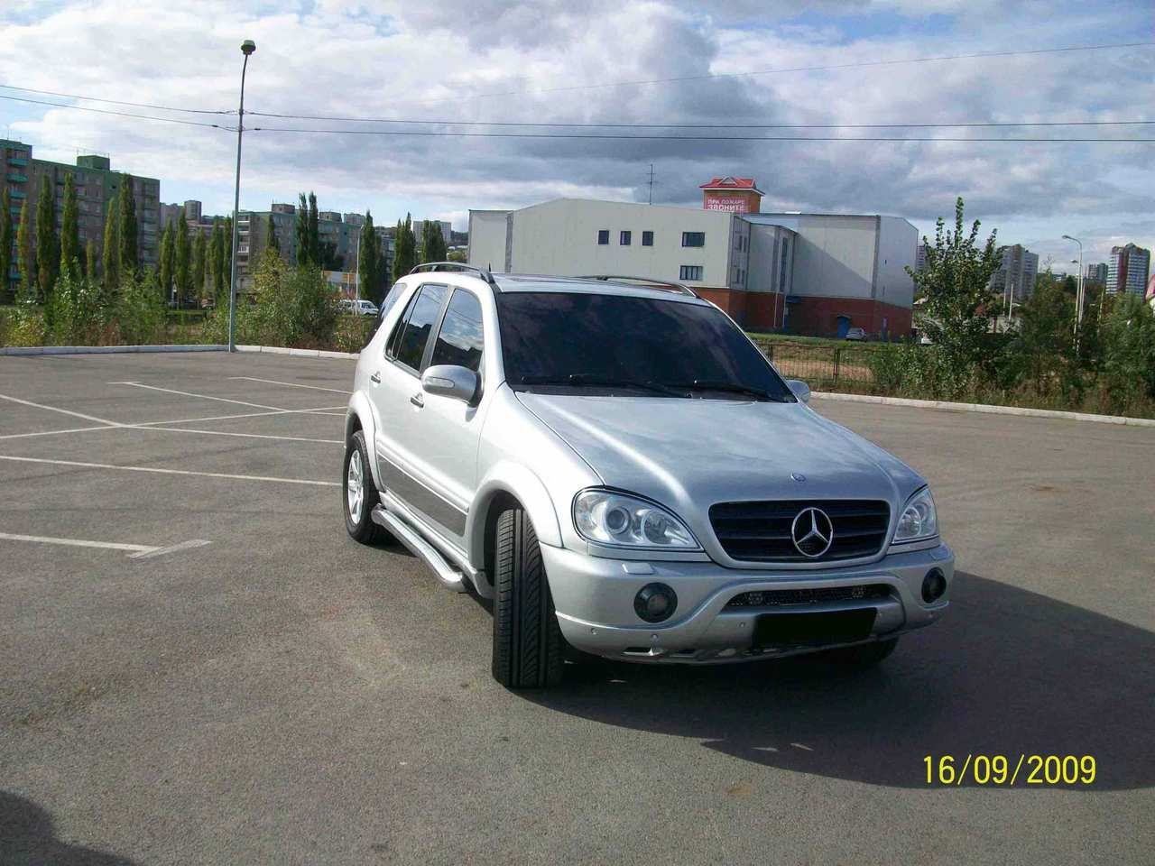 used 2002 mercedes benz ml class photos 4966cc gasoline automatic for sale. Black Bedroom Furniture Sets. Home Design Ideas
