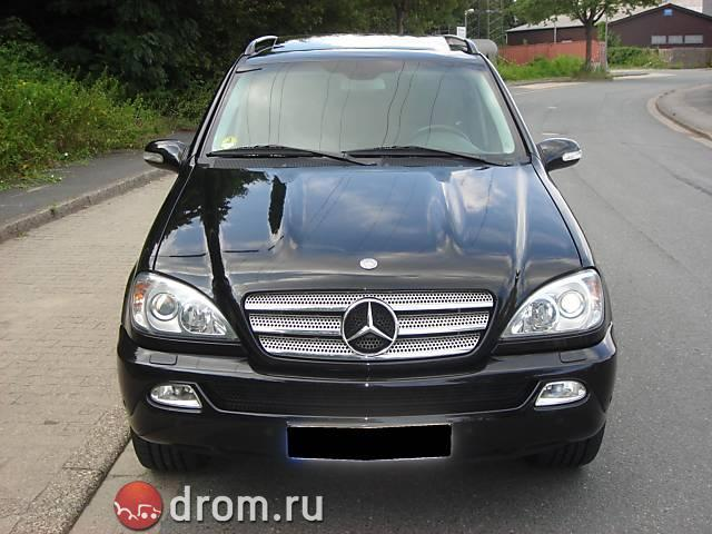 Used 2004 mercedes benz ml class photos 3700cc gasoline for Used mercedes benz ml for sale