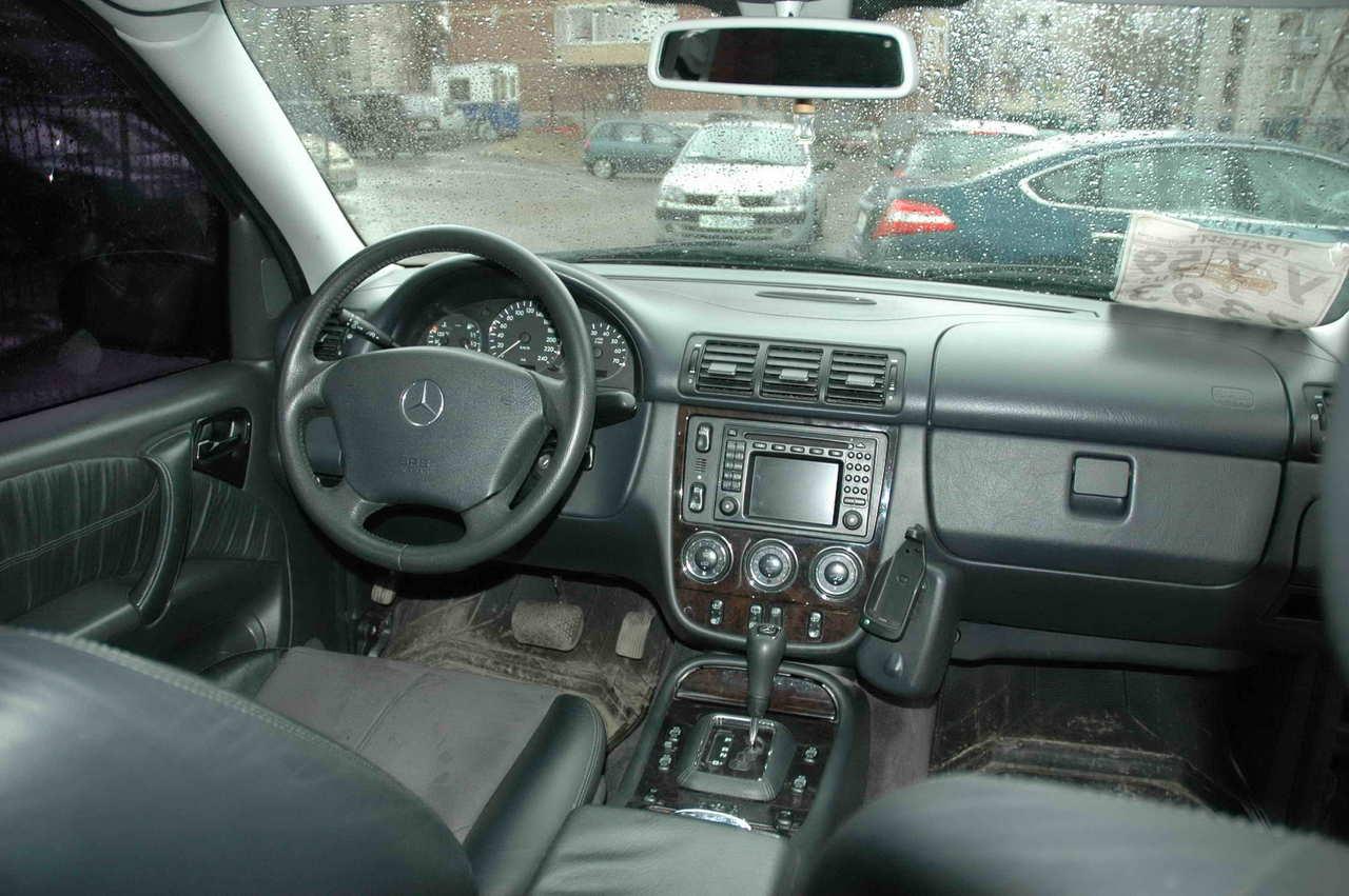 2004 mercedes ml320 2004 mercedes benz m class information and - Photo 1 Enlarge Photo 1280x851 2004 Mercedes Benz Ml Class Photos