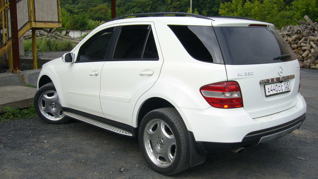 2005 mercedes benz ml class photos 3 5 gasoline automatic for sale. Black Bedroom Furniture Sets. Home Design Ideas