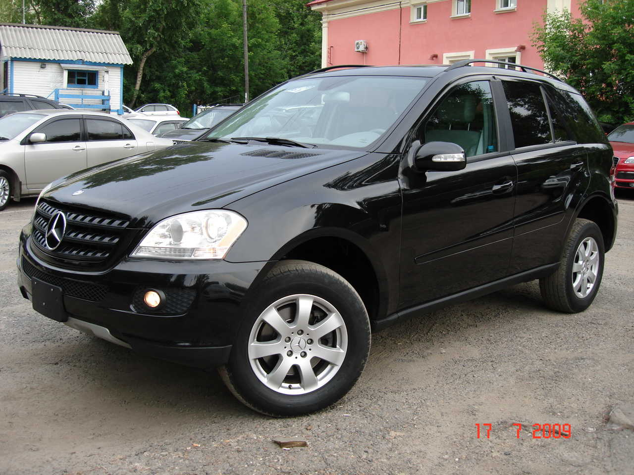 Used 2006 mercedes benz ml class photos 3500cc gasoline for Used mercedes benz ml for sale