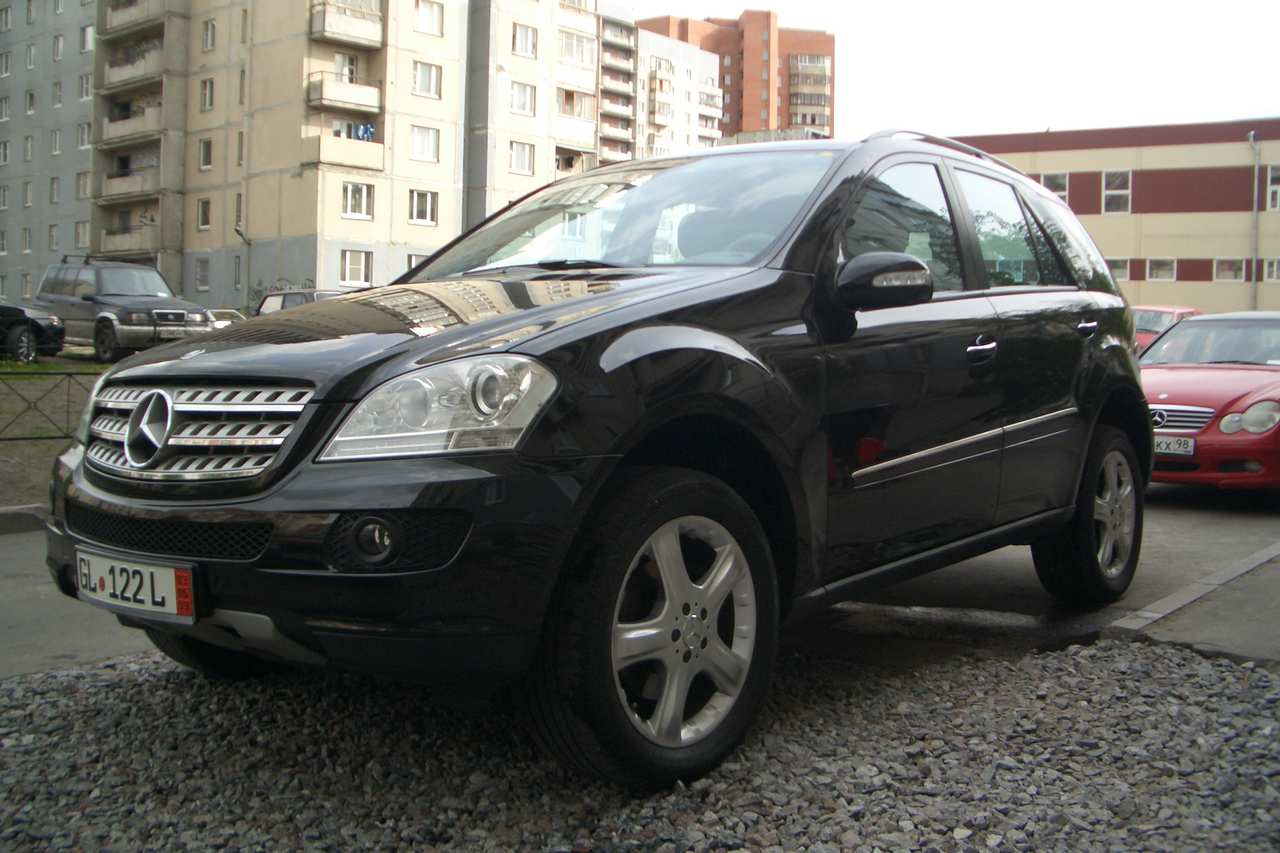 2006 mercedes benz ml class photos 2 9 diesel automatic for Mercedes benz ml 2006 for sale
