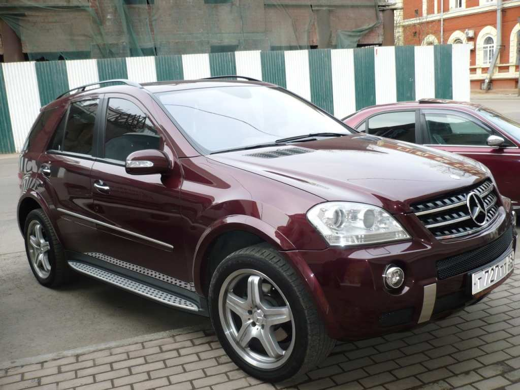 Used 2007 mercedes benz ml class photos 3500cc gasoline for 2007 mercedes benz suv