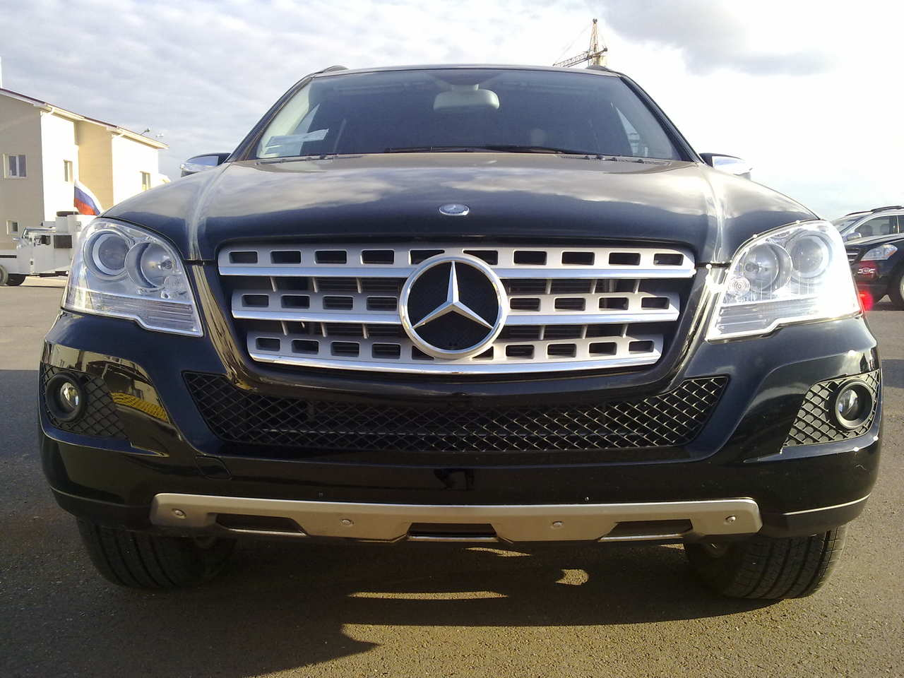2008 mercedes benz ml class pictures gasoline for Mercedes benz ml 2008 for sale