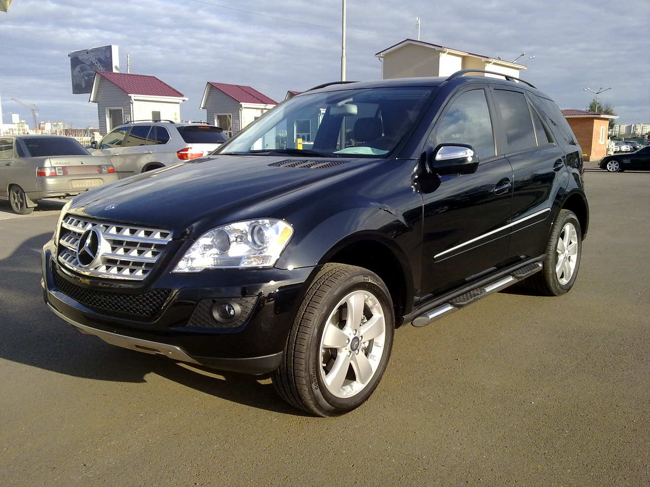 used 2008 mercedes benz ml class photos 3500cc gasoline automatic for sale. Black Bedroom Furniture Sets. Home Design Ideas