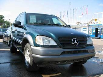 1998 mercedes benz ml320 images 3200cc gasoline fr or for Ml320 mercedes benz 1998