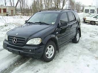 1999 mercedes benz ml320 for sale 3200cc gasoline for Mercedes benz 1999 ml320