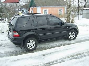 1999 mercedes benz ml320 for sale 3200cc gasoline for Mercedes benz ml320 transmission problems