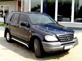 1999 mercedes benz ml320 for sale for sale for Mercedes benz 1999 ml320