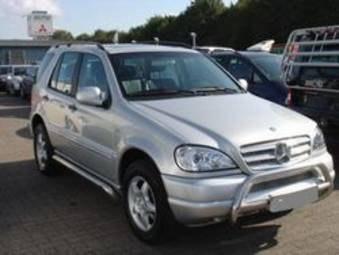 Mercedez Benz on Market Used Mercedes Benz Ml320 2000 Mercedes Benz Ml320 Photos