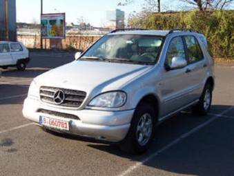 2001 mercedes benz ml320 photos 3200cc gasoline for 2001 mercedes benz ml320