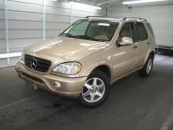 Used 2001 mercedes benz ml320 photos for 2001 mercedes benz ml320