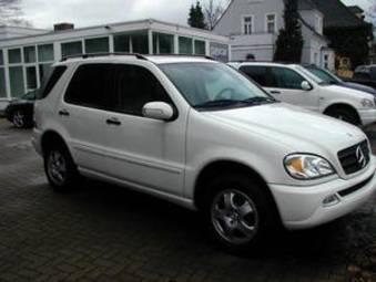 2002 mercedes benz ml320 pictures gasoline for sale. Black Bedroom Furniture Sets. Home Design Ideas