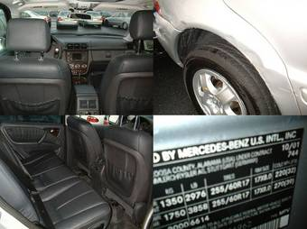 2002 mercedes benz ml320 for sale 3200cc gasoline for Mercedes benz ml320 transmission problems