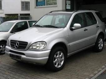 Image gallery mercedes ml 430 for 2000 mercedes benz ml430 parts