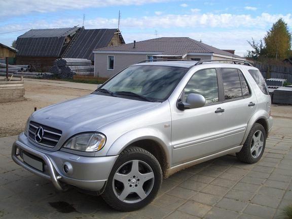 2001 mercedes benz ml500 pictures 5cc gasoline for Mercedes benz ml500