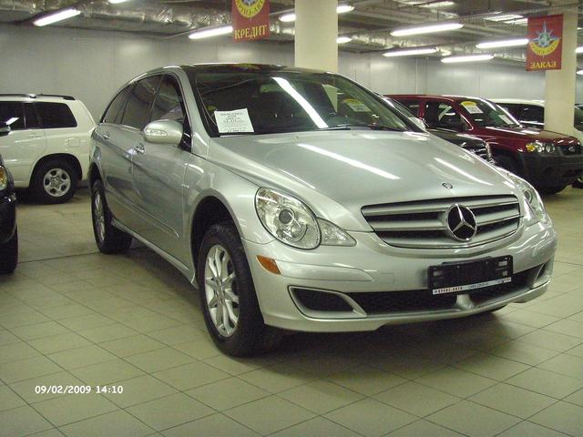 2006 mercedes benz r class for sale 3 5 gasoline for Mercedes benz r350 for sale