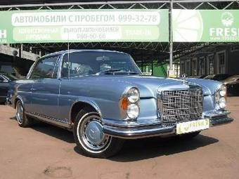 1970 mercedes benz s class pictures gasoline automatic for sale. Black Bedroom Furniture Sets. Home Design Ideas