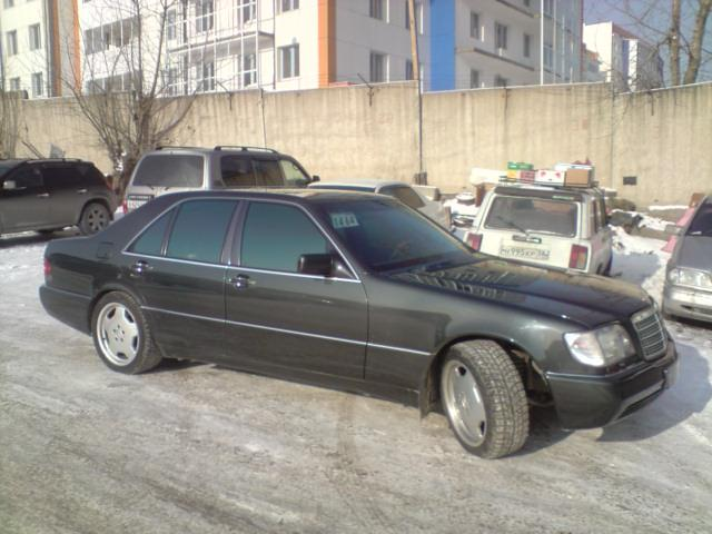 Used 1994 mercedes benz s class photos 5000cc gasoline for 1994 mercedes benz s class