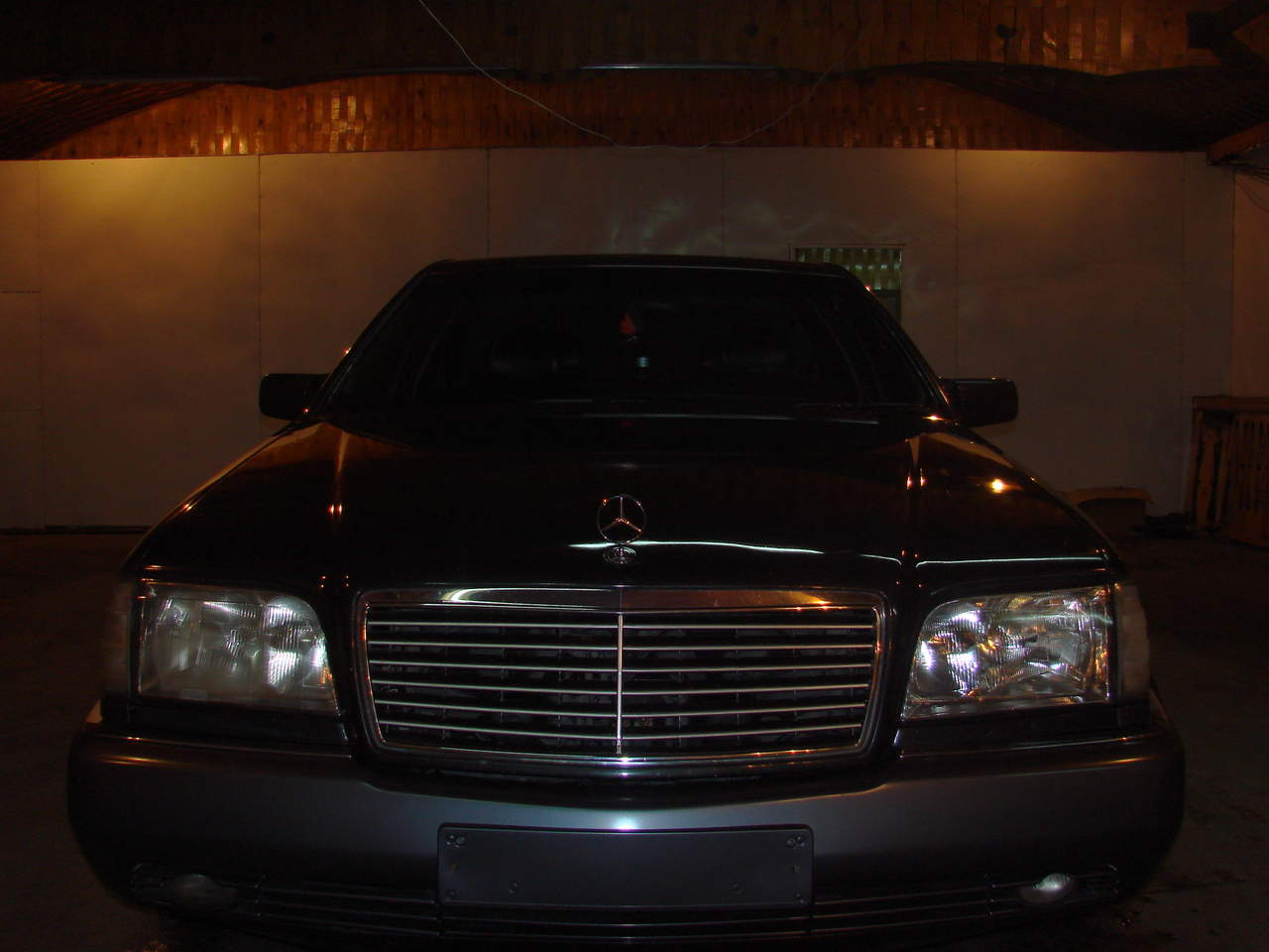 1994 mercedes benz s class pictures 5000cc gasoline fr for 1994 mercedes benz s class