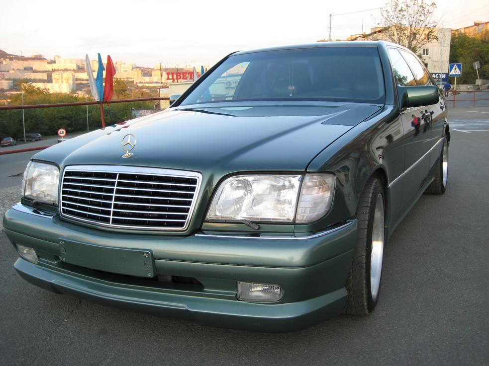 1995 mercedes benz s class for sale 6 0 gasoline fr or for Mercedes benz s500 for sale