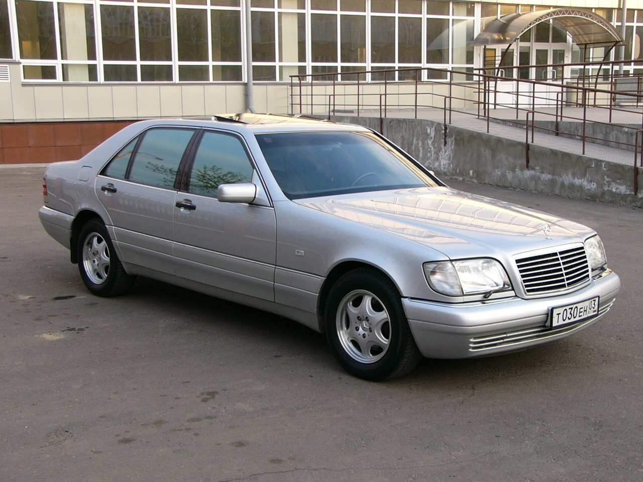 1996 mercedes benz s class pics 5 0 gasoline fr or rr for 1996 mercedes benz s500
