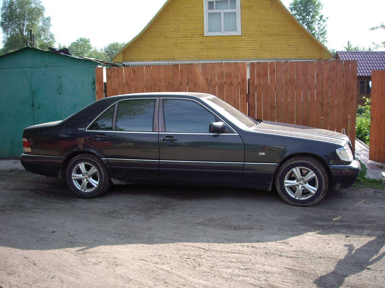 1996 mercedes benz s class pictures 3200cc gasoline fr for 1996 mercedes benz s500