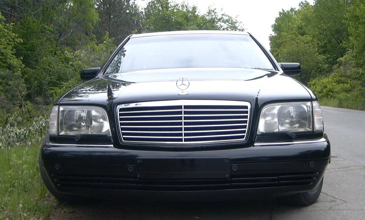 1996 mercedes benz s class pictures gasoline fr for 1996 mercedes benz s500