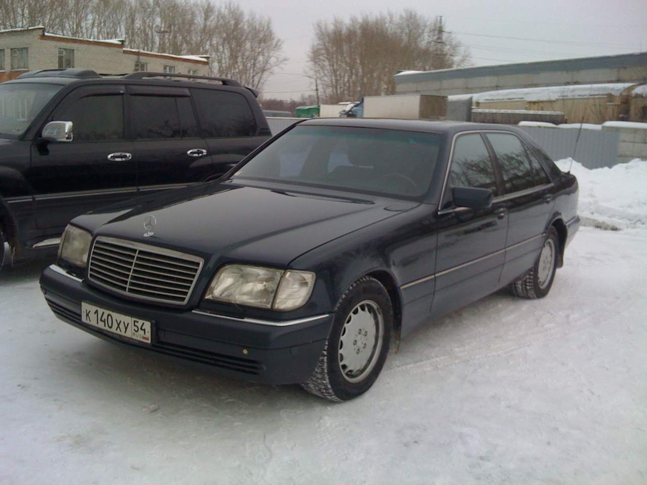 1996 mercedes benz s class pictures 6000cc gasoline fr for 1996 mercedes benz s500