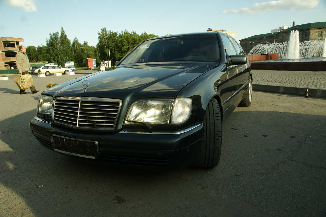 Used 1996 mercedes benz s class photos 6000cc gasoline for 1996 mercedes benz s500